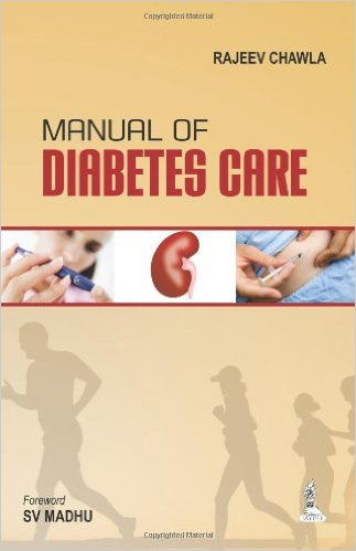 Manual of Diabetes Care 1st Edition