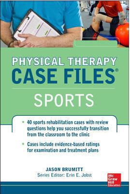 Physical Therapy Case Files, Sports (LANGE Case Files) 1st Edition