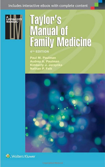 Taylor's Manual of Family Medicine Fourth Edition
