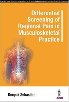 Differential Screening of Regional Pain in Musculoskeletal Practice 1st Edition
