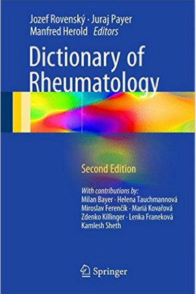 Dictionary of Rheumatology 2nd ed. 2016 Edition