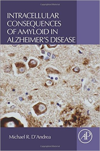 Intracellular Consequences of Amyloid in Alzheimer's Disease 1st Edition