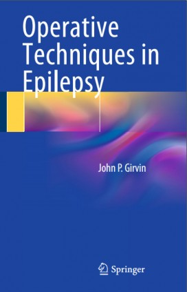 Operative Techniques in Epilepsy 2015th Edition