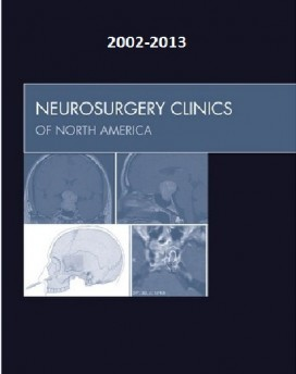 Neurosurgery Clinics of North America 2002-2013 Full