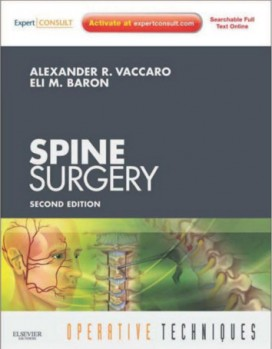 Operative Techniques: Spine Surgery  2nd Edition