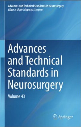 Series Ebooks Advances and Technical Standards in Neurosurgery