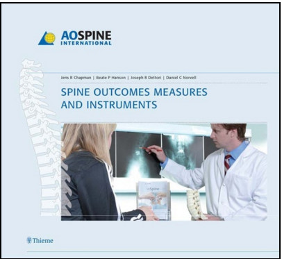 Spine Outcomes Measures and Instruments (AO-Publishing) 1st Edition
