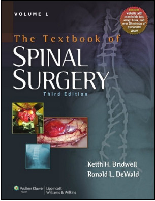 The Textbook of Spinal Surgery Two-Volume Set, 3rd Edition