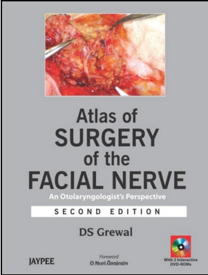 Atlas of Surgery of the Facial Nerve, 2nd Edition