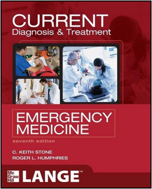 Current Diagnosis and Treatment Emergency Medicine, 7th Edition