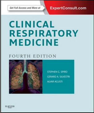 Clinical Respiratory Medicine, 4th Edition Expert Consult – Online and Print
