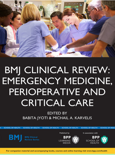 BMJ Clinical Review- Emergency Medicine, Perioperative and Critical Care