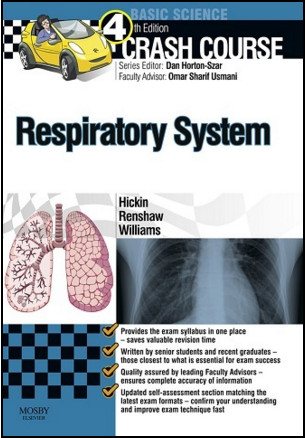 Crash Course Respiratory System, 4th Edition