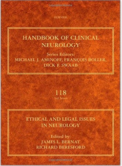 Ethical and Legal Issues in Neurology, Volume 118