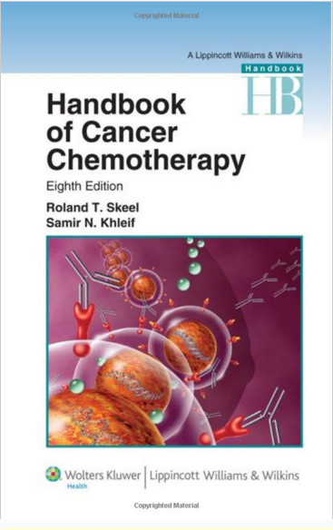 Handbook of Cancer Chemotherapy (Lippincott Williams & Wilkins Handbook Series) Eighth Edition