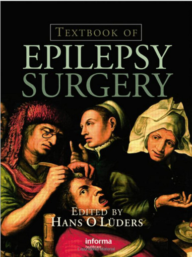 Textbook of Epilepsy Surgery 1st Edition