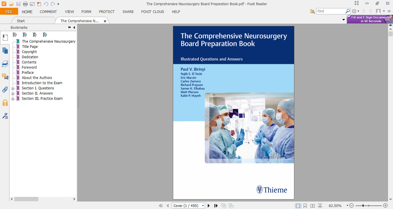 The comprehensive neurosurgery board preparation book illustrated views 5711 fandeluxe Images