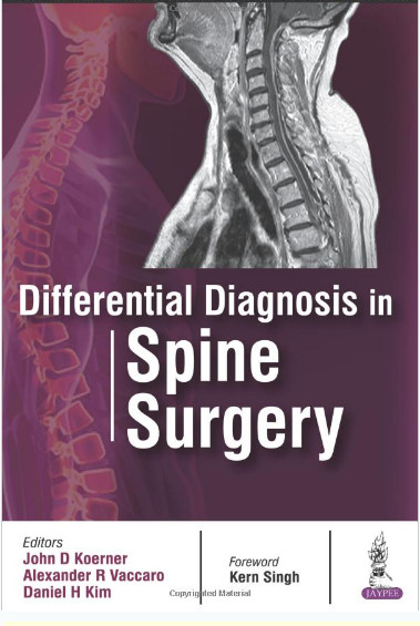 Differential Diagnosis in Spine Surgery 1st Edition