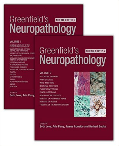 Greenfield's Neuropathology, Ninth Edition - Two Volume Set 9th Edition