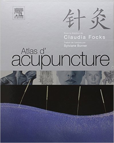 Atlas d'acupuncture (French Edition)