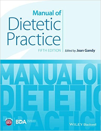 Manual of Dietetic Practice 5th Edition