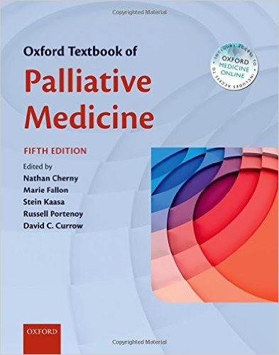 Oxford Textbook of Palliative Medicine 5th Edition