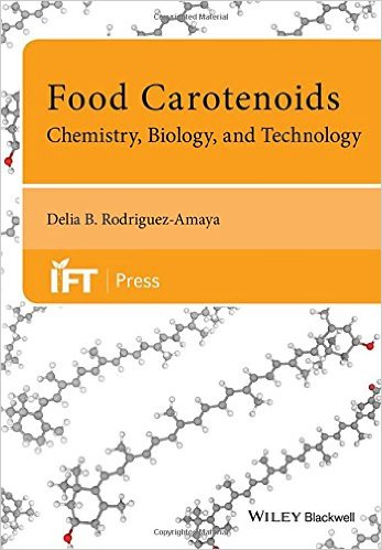 Food Carotenoids: Chemistry, Biology and Technology (Institute of Food Technologists Series) 1st Edition