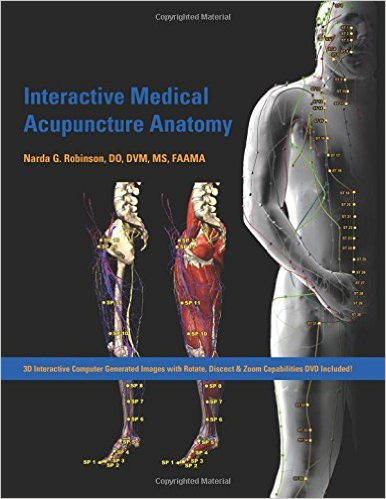 Interactive Medical Acupuncture Anatomy 1 Har Edition