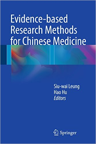 Evidence-based Research Methods for Chinese Medicine Kindle Edition
