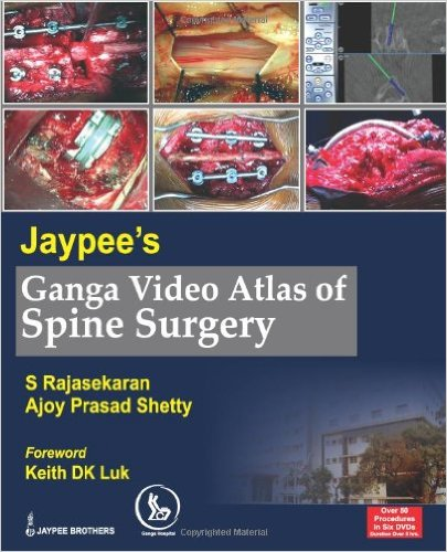 Jaypee's Ganga Video Atlas of Spine Surgery PDF & VIDEO