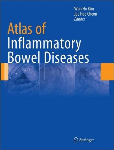 Atlas of Inflammatory Bowel Diseases  1st ed. 2015 Edition
