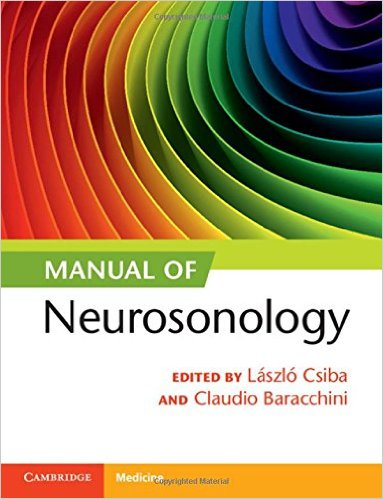 Manual of Neurosonology 1st Edition