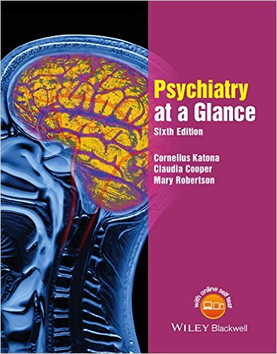 Psychiatry at a Glance 6th Edition