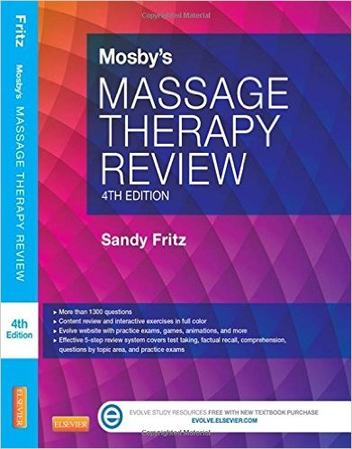 Mosby's Massage Therapy Review, 4e 4th Edition