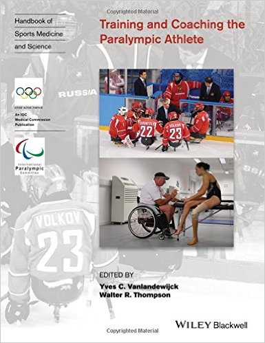Training and Coaching the Paralympic Athlete (Olympic Handbook Of Sports Medicine) 1st Edition