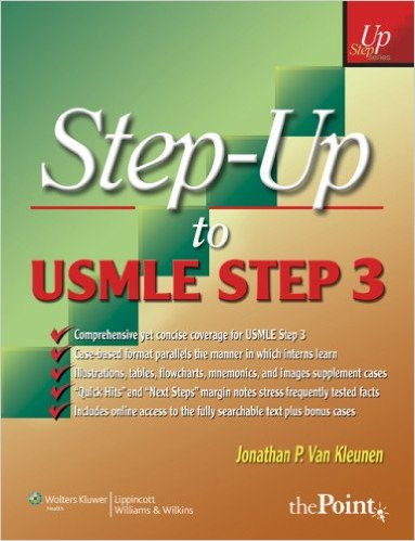 Step-Up to USMLE Step 3 (Step-Up Series) 1 Pap/Psc Edition