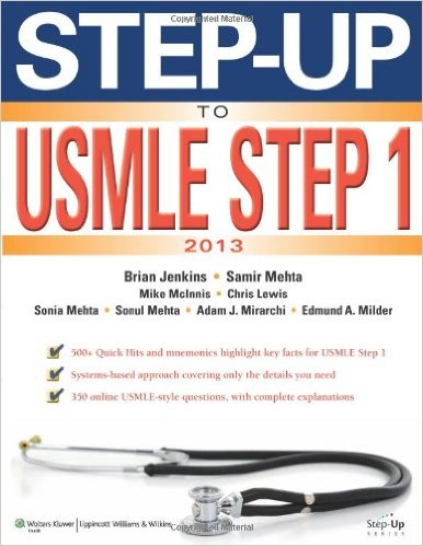 Step-Up to USMLE Step 1: The 2013 Edition (Step-Up Series) 5th Edition