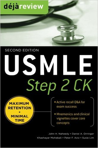 Deja Review USMLE Step 2 CK , Second Edition 2nd Edition