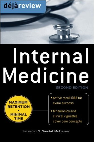 Deja Review Internal Medicine, 2nd Edition 2nd Edition