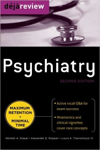 Deja Review Psychiatry, 2nd Edition 2nd Edition