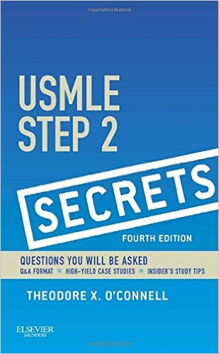 USMLE Step 2 Secrets, 4e 4th Edition