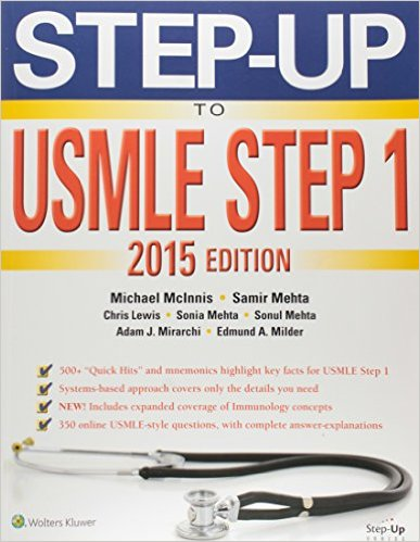 Step-Up to USMLE Step 1 2015 Seventh Edition