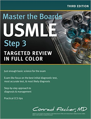 Master the Boards USMLE Step 3 Third Edition
