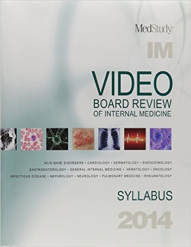 2014 Video Board Review of Internal Medicine 1st Edition