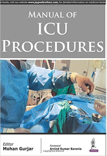 Manual of ICU Procedures 1st Edition