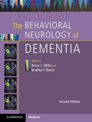 The Behavioral Neurology of Dementia 2nd Edition PDF