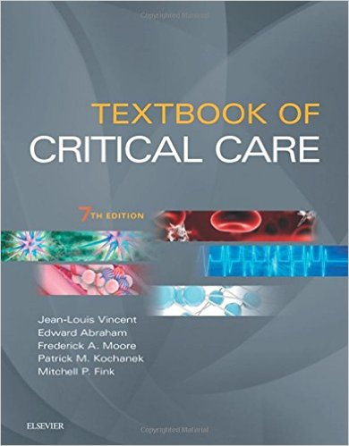 Textbook of Critical Care, 7e 7th Edition