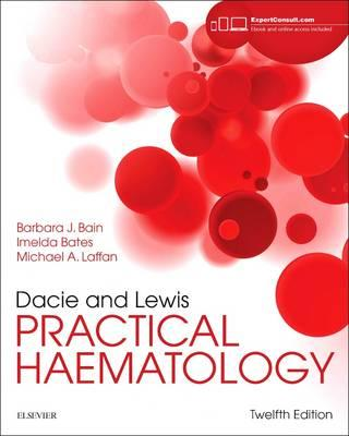 Dacie and Lewis Practical Haematology, 12th Edition PDF