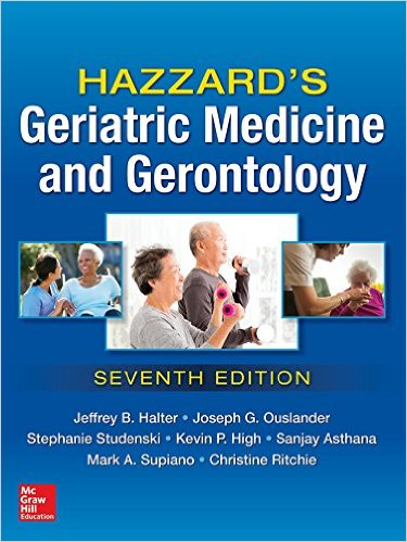 Hazzard's Geriatric Medicine and Gerontology, Seventh Edition 7th Edition PDF