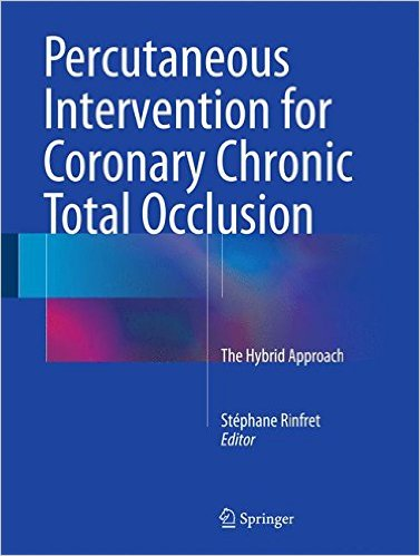 Percutaneous Intervention for Coronary Chronic Total Occlusion :The Hybrid Approach